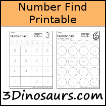Number Find Sample