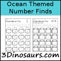 Ocean Number Find Sample