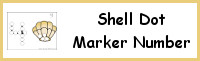 Shell Number Dot Marker & Counting