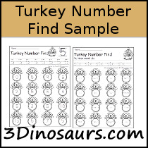 Turkey Number Find Sample