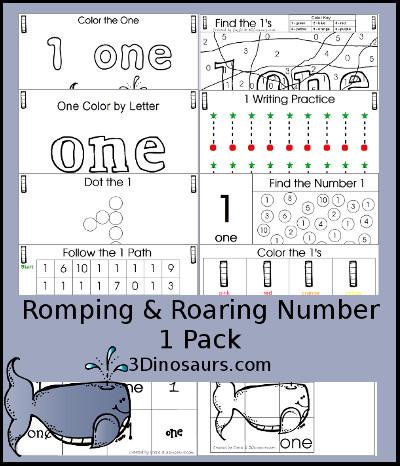 Romping & Roaring 1 Pack