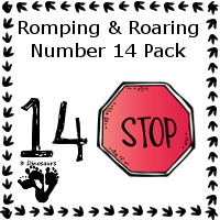 Romping & Roaring Fourteen Pack