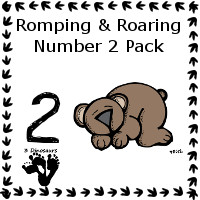 Romping & Roaring Two Pack