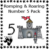 Romping & Roaring Five Knight Pack
