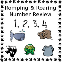 Romping & Roaring Review 1, 2, 3, 4 Pack
