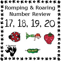 Romping & Roaring Reivew 17, 18, 19, 20 Mermaid Theme Pack