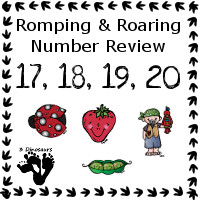 Romping & Roaring Reivew 17, 18, 19, 20 Pirate Theme Pack