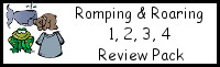 Romping & Roaring Number 1,2,3,4 Review Pack