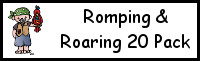 Romping & Roaring 20 Pirate Pack