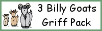 3 Billy Goats Gruff Pack