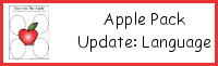Apple Pack Update: Language Pack