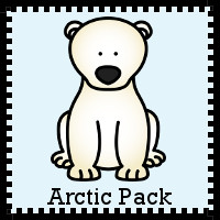 Free Arctic Pack - over 45 pages of activities - 3Dinosaurs.com