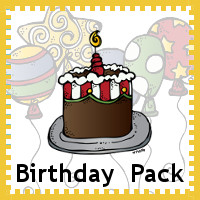 Free Birthday Pack - 3Dinosaurs.com