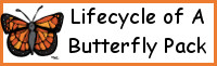 Life Cycle of a Butterfly Pack