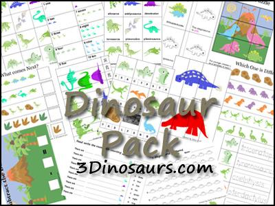 Динозавр Печати