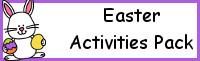 Easter Activities Pack