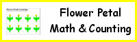 Flower Petal Math & Counting