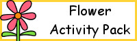 Flower Activity Pack