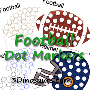 Football Pack Extra: Dot Markers