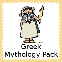 Free Greek Mythology Pack