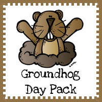 graphic about Ground Hog Printable named No cost Groundhog Working day Pack 3 Dinosaurs