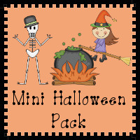 Halloween Mini Pack