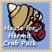A House for Hermit Crab Printables