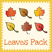 Leaves Pack