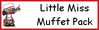Little Miss Muffet Pack