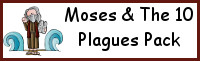 Moses & the 10 Plagues