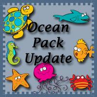 Free Ocean Pack Update