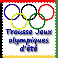Summer Olympics Pack in French!