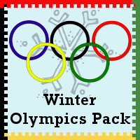 Free Winter Olympics Pack Part 1