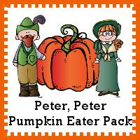 Free Peter, Peter Pumpkin Eater Pack