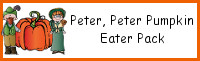 Peter, Peter Pumpkin Eater Pack