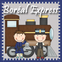 Polar Express in French Printables