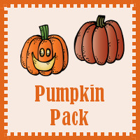 Free Pumpkin Pack Update: Language Activities - 3Dinosaurs.com