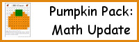 Pumpkin Pack: Math Update