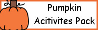 Pumpkin Activities Pack