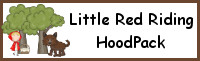Little Red Riding Hood Printables
