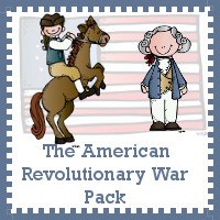 Free American Revolutionary War Pack