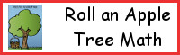 Roll an Apple Tree Math