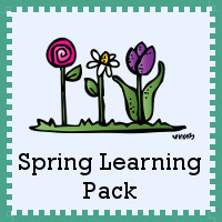 Spring Learning Printables