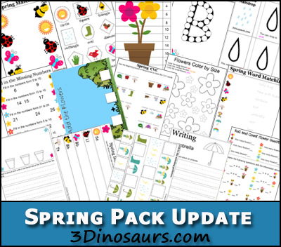 Free Spring Pack Update