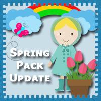 Free Spring Pack Update!