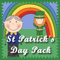 St Patrick's Day Printables
