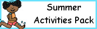 Summer Activities Pack