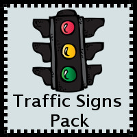 Traffic Signs Printables