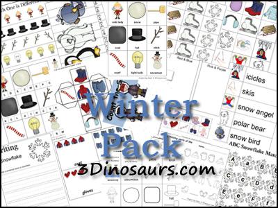 free homeschool preschool printables