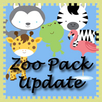 Zoo Pack Update